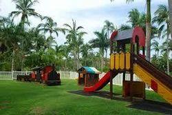 Playground Slide In Kolkata Khel Ka Maidan Ki Rapatni
