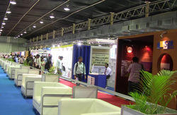 Exhibition Stall Setup & Stall Service