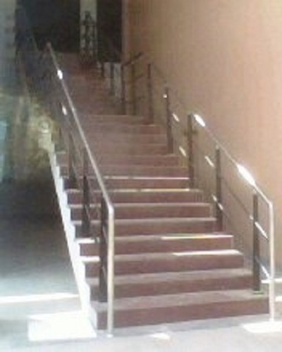 Industrial Railings Handrail Manufacturer From New Delhi