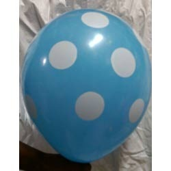 Polka Dot Balloon