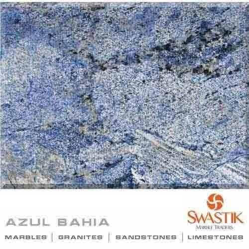 Azul Bahia Granite At Rs 250 Square Feet S Chattarpur