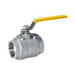 BSP Threaded Ball Valve