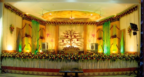 wedding stage decoration service - Stage Decorations