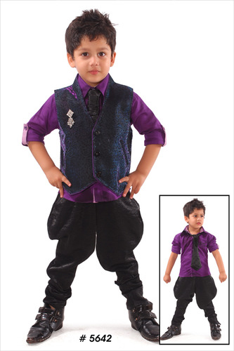 Pick handsome tuxedo suits, cool baby boy suspender outfits, stylish kids waistcoat suits, dashing 2 pcs, 3 piece, 4 piece, 5 piece partywear suits, party wear dresses, 1st birthday dress for baby boy Indian in summer for stunning party look at weddings/5().