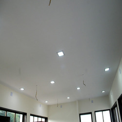 False Ceiling From Gypsum Board