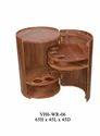 Decorative Wooden Wine Rack