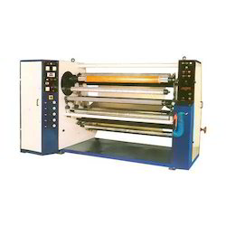 Center Load Rewinder Machine