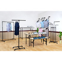 Pipeline Clothing Rack