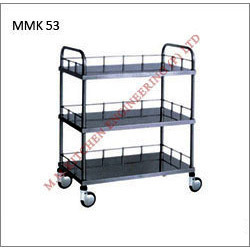 Movable Kitchen Rack