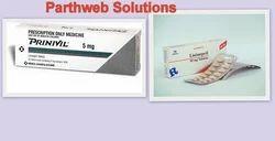 Zestril, Prinivil Tablets (Lisinopril Tablets)