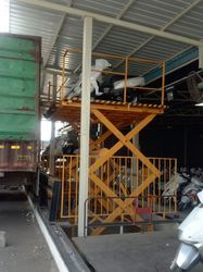 Scissor Loading Lift