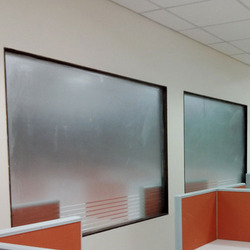 Office Cabin Glass