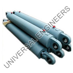 Customized Hydraulic Cylinders
