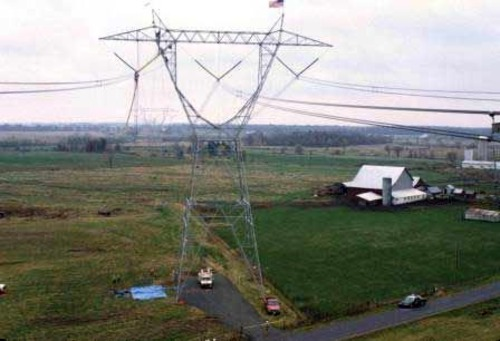 Transmission Line Tower Services 765 Kv Avdhoot