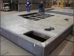 Fabricated Bases Frames