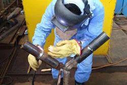 TIG (Argon Welding u00276Gu0027) & Welding Trade - ARC u0026TIG Argon Welding (H.P) Service Provider from ...
