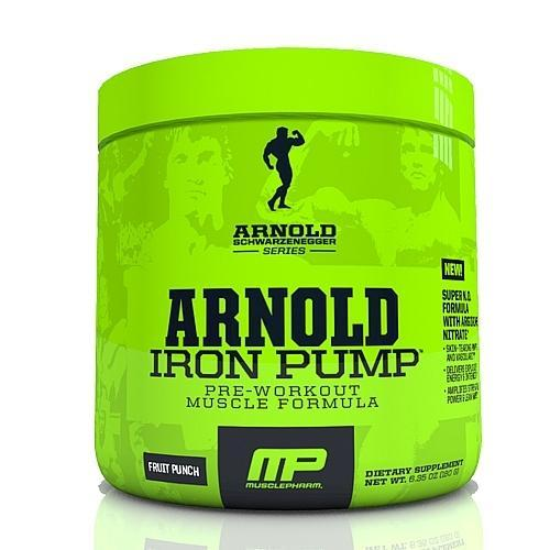 MP Arnold Schwarzenegger Series Iron Pump