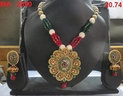 Red Green & Moti Designer Set