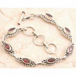 Incredible Garnet Bracelet