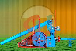 Bio Mass Briquetting Plant Machinery