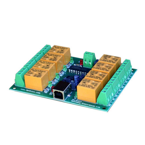 Relay Board - Channel Relay Board Latest Price