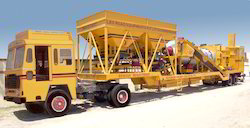 Portable Asphalt Hot Mix Plant