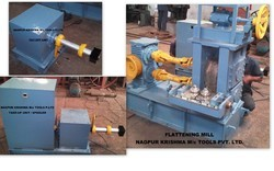 Double Stand Flattening Mill