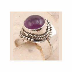 Amethyst Proud Ring