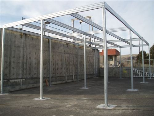 Canopy Fabrication Services & Canopy Fabrication Services Industrial Fabrications in ...