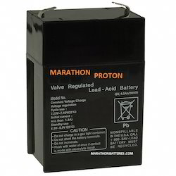 Rechargeable Battery 6 Volt 4.5AH Battery