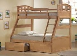 Wooden Bunk Bed Suppliers Manufacturers & Traders in India