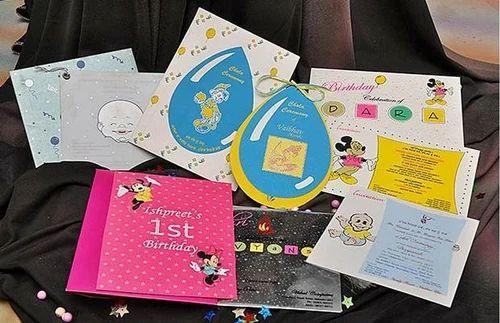 birthday card  courier service manufacturer from jalandhar