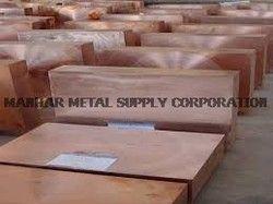 Beryllium Copper Plate UNS C-17200 Alloy-25
