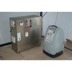 Ozonator with Oxygen Generator