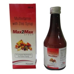 Multivitamin with Zinc Syrup