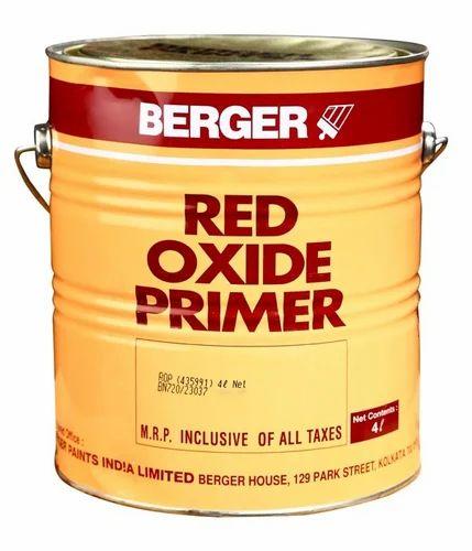 Red Oxide Primer Paint