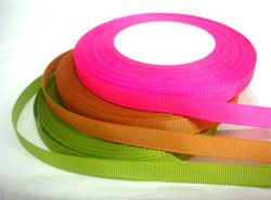 Gross Grain Tape Dyeing Services