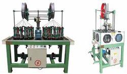 Cotton Braiding Machine