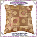 Polyester Pached Cushion Collection