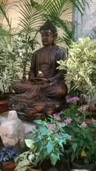 Sitting Buddha Meditation Statue