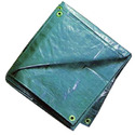 Sea Green Pe Laminated Vinyl Tarpaulins, Size: 2.5 M Or 4.5 M, For Covering