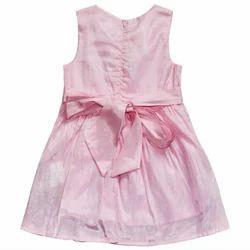 Fancy Pink Baby Frock