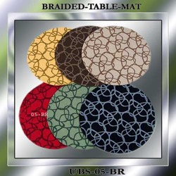 Braided Table Mat