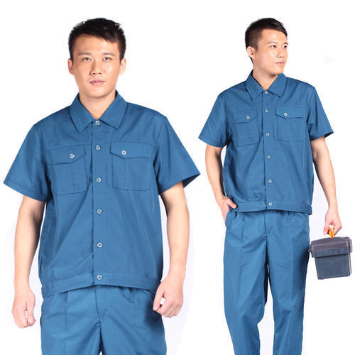 Workplace Clothes at Rs 500/piece | Worker Uniform | ID: 9577312388
