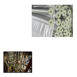 Rubber Insulation Material for Steam Pipes