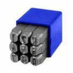 Number Punch Set 10mm