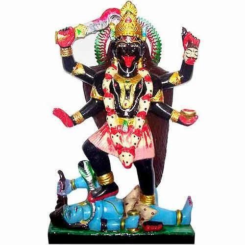 Maa Kali Marble Statue Exquisite Maa Kali Statue