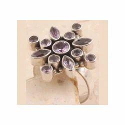 Delightful Amethyst Ring