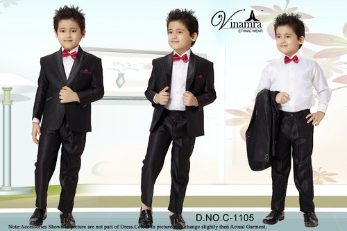 Boys Coat Kids Suit