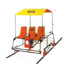 Manual Railway Trolley